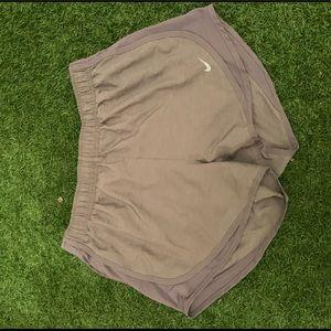 Women's Nike shorts.